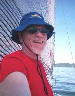 Sailor Bob's Self Portrait